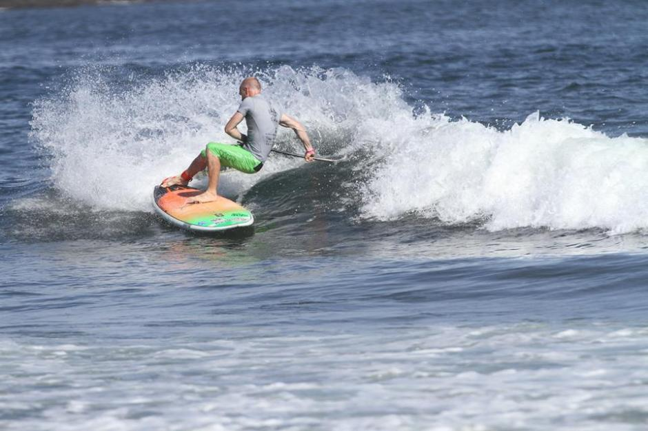 Matt Barker-Smith in Mexico