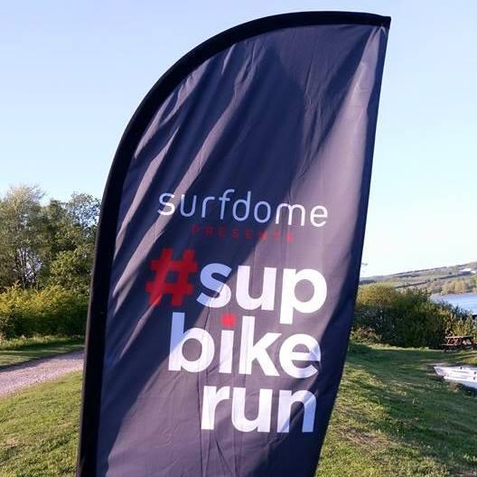 SUP Bike Run
