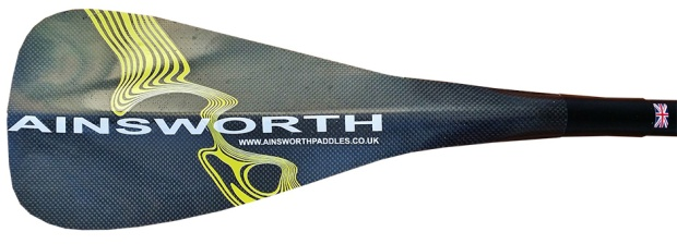 Ainsworth carbon paddle