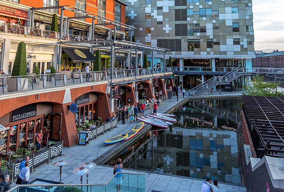 Birmingham SUP