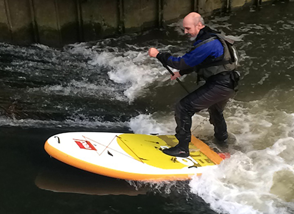 Red Paddle Co 9.6ft Flow