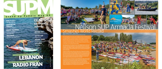 SUP Mag UK August 2016 issue