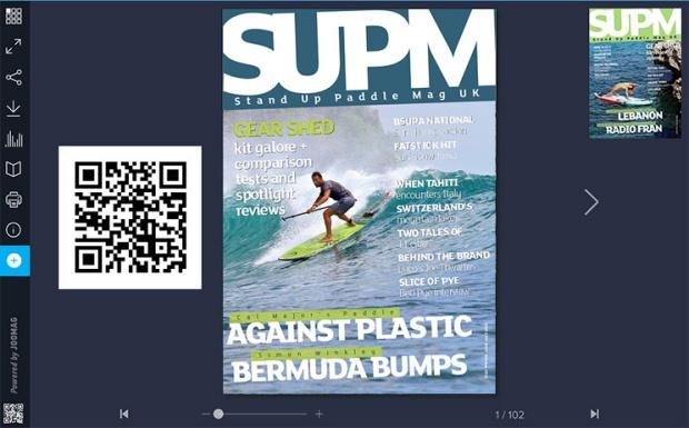SUP Mag UK Winter 2016 digital issue