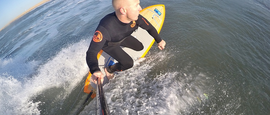 Blu Wave Woody Wave Rider Pro 9.6ft