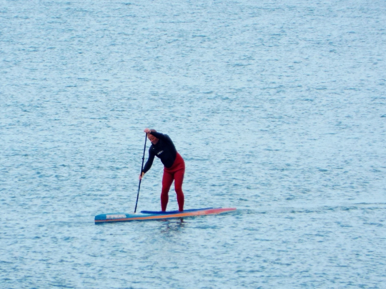Starboard Sprint Unlimited 17.5ft SUP Mag UK review