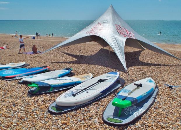 Hayling Island SUP Mag UK