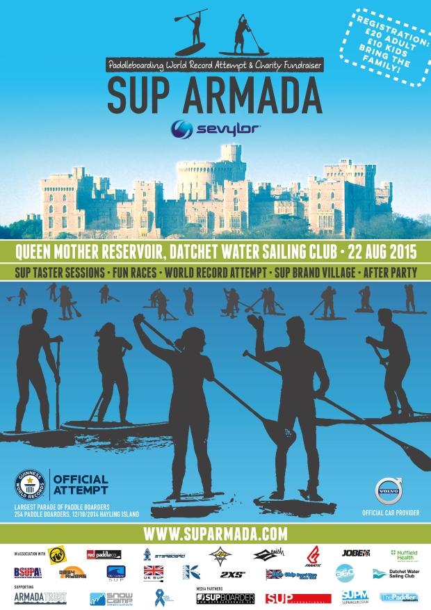 SUP Armada 2015 Poster (High Res)