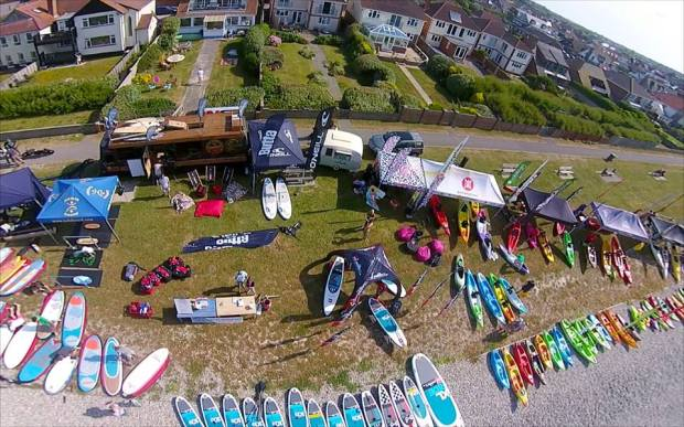 East Wittering Shore Demo Day 2015 3