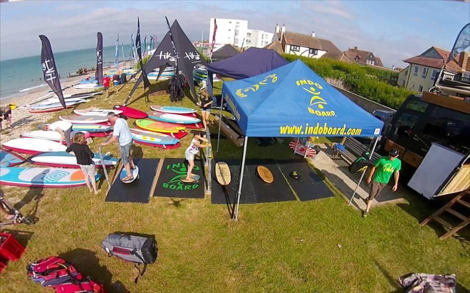 east Wittering Shore Demo Day 2015 2