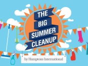 Hamptons clean up