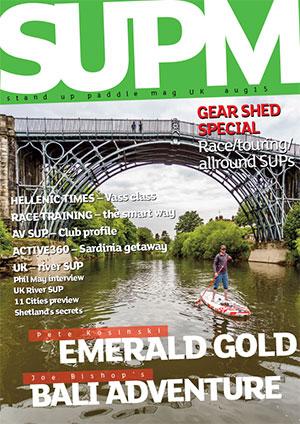 SUP Mag UK June 2015