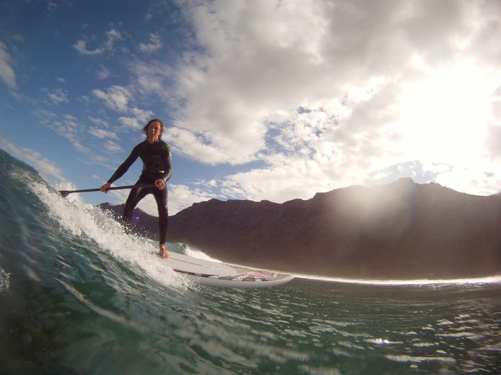 Charlie Grey surf