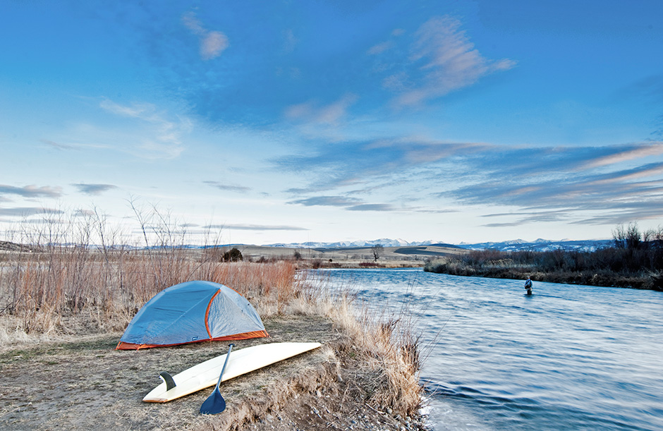 Madison river fly fishing sup mag uk for Madison river fly fishing