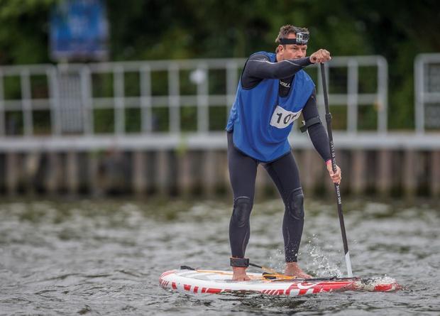 race training by Glen Phipps