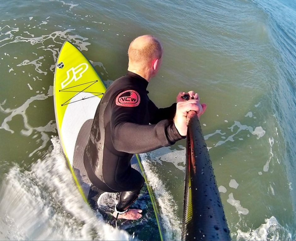 North Coast Wetsuits winter steamer 5mm #2