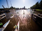 11 cities SUP race