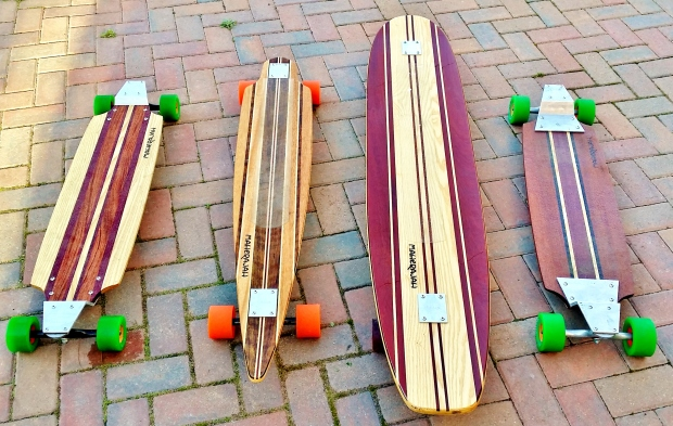 MAG Mendo Boards land paddle boards