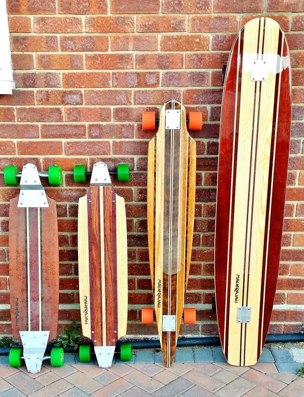 MAH Mendo Board land paddle boards 2
