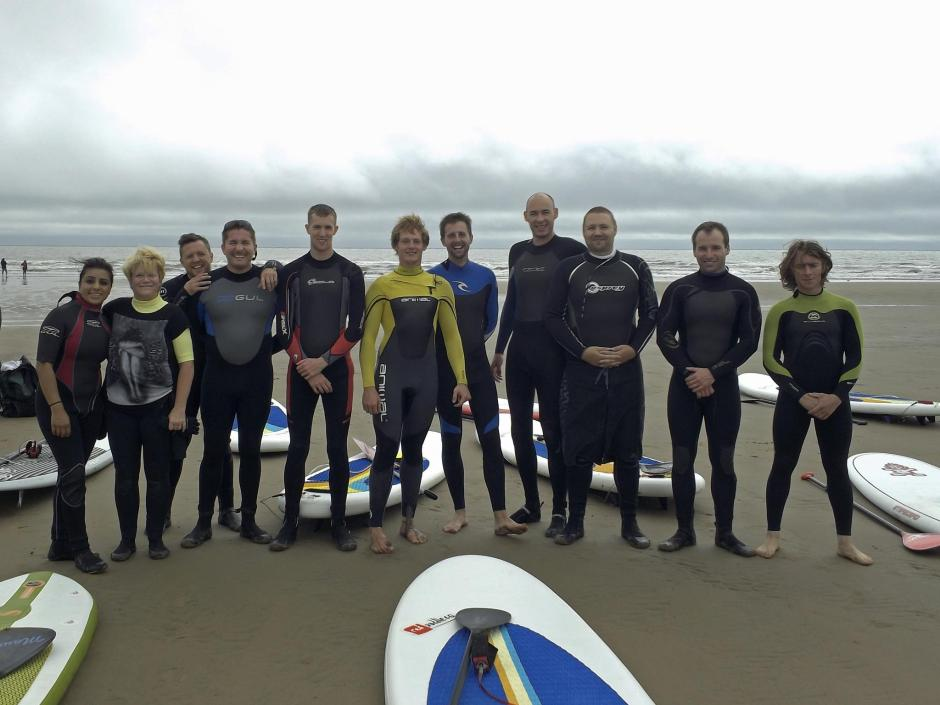 Central SUP group shot 1