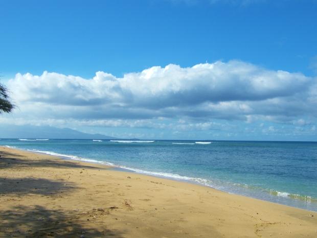 Lahaina SUP spot Maui