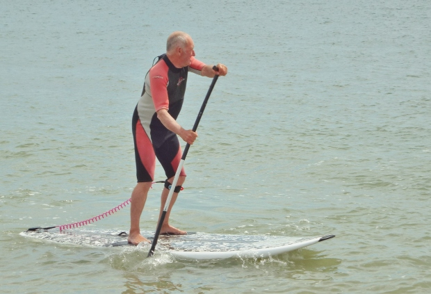 Stand Wheeler Hayling SUP 4