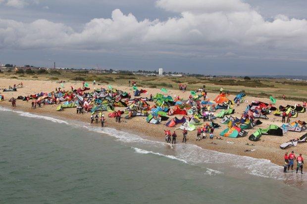 Virgin Kitesurfing Armada