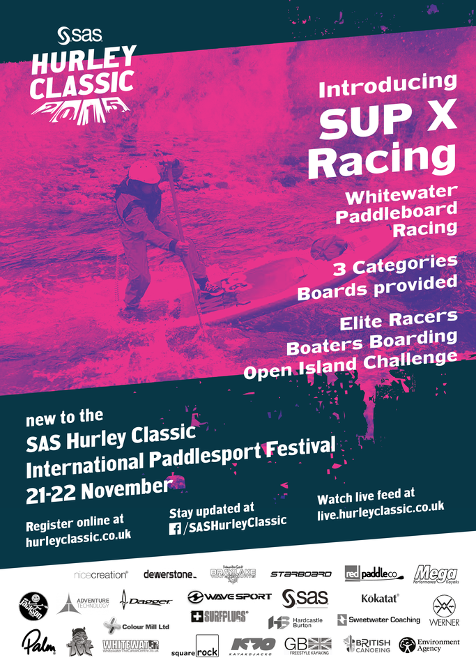 Hurley Classic SUP poster
