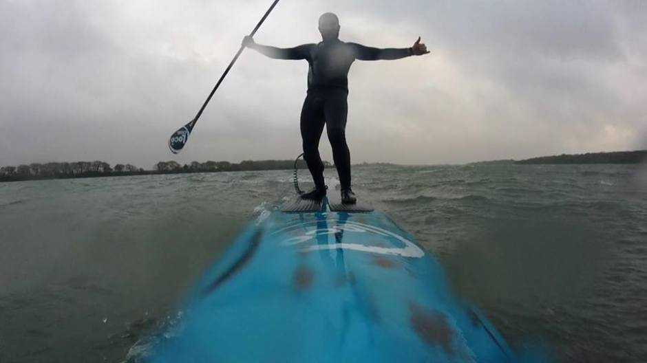 Phil May Downwind SUP