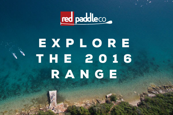 Red Paddle Co 2016