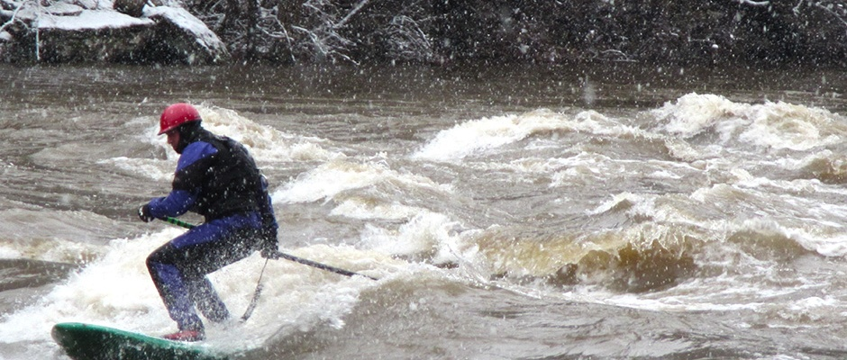 Whitewater SUP – Gear overview