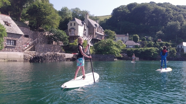 South Hams SUP Dave Ewer