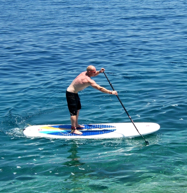 Red Paddle SUP Zante