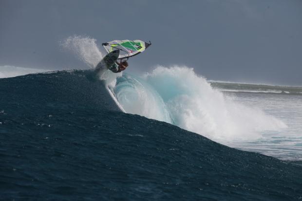 Bernd Roediger Marshall Islands windsurf