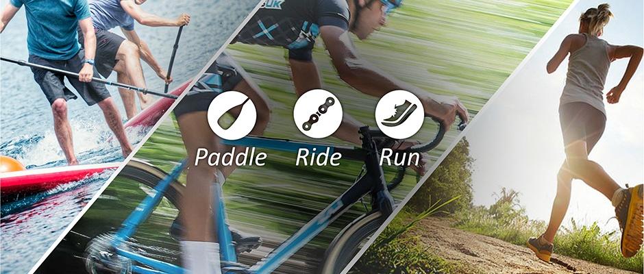 triSUP Triathlon Series