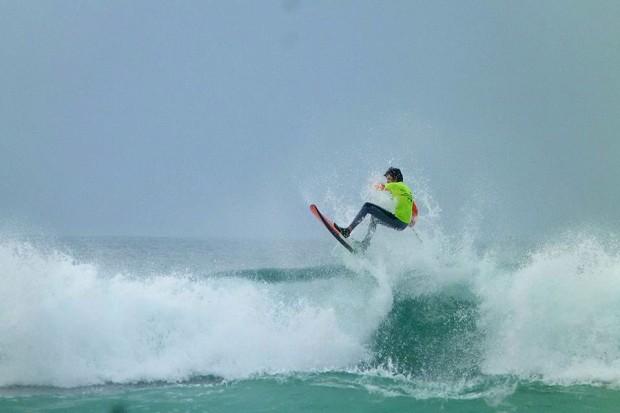 Ollie Laddiman air