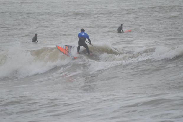 Dave Ewer south coast SUP surf classic 2016