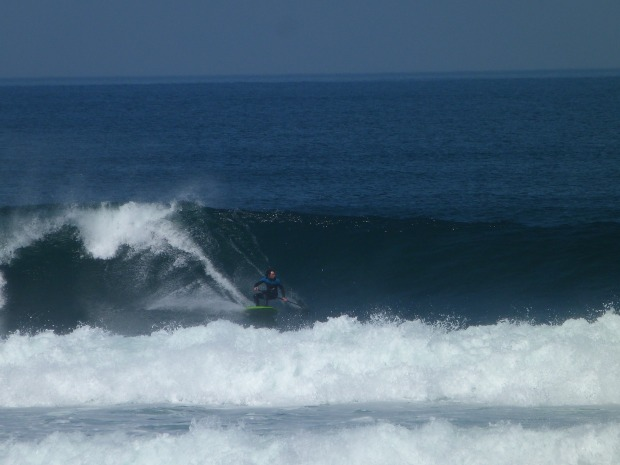 Steve Laddiman big wave