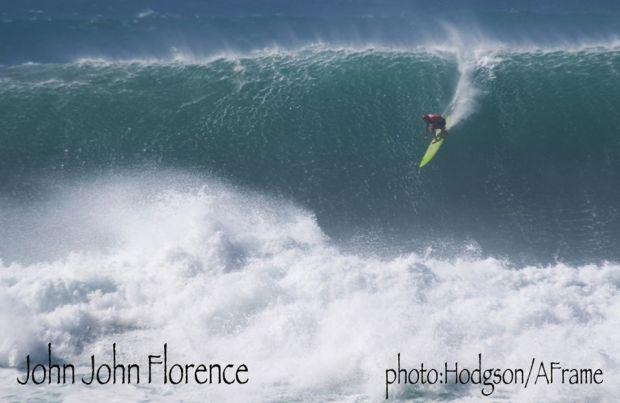 John John Florence Waimea Eddie