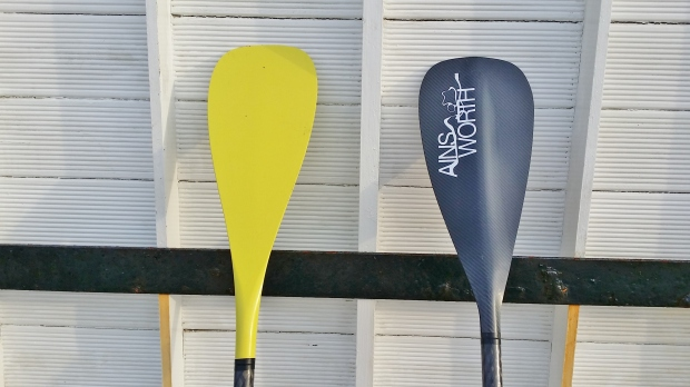 Ainsworth SUP paddles