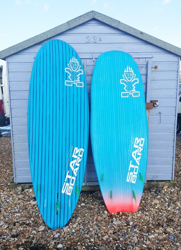 Starboard comparison test SUP Mag UK