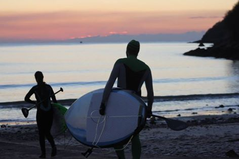 Gower SUP The SUP Hut SUP Mag UK interview