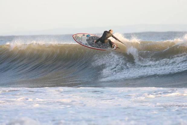 Matt Barker-Smith The SUP Hut