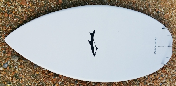 Jimmy Lewise World Wide 8.1ft hull review SUP Mag UK