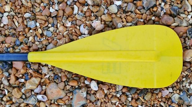 VE Paddles SUP Paddle prototype blade SUPM