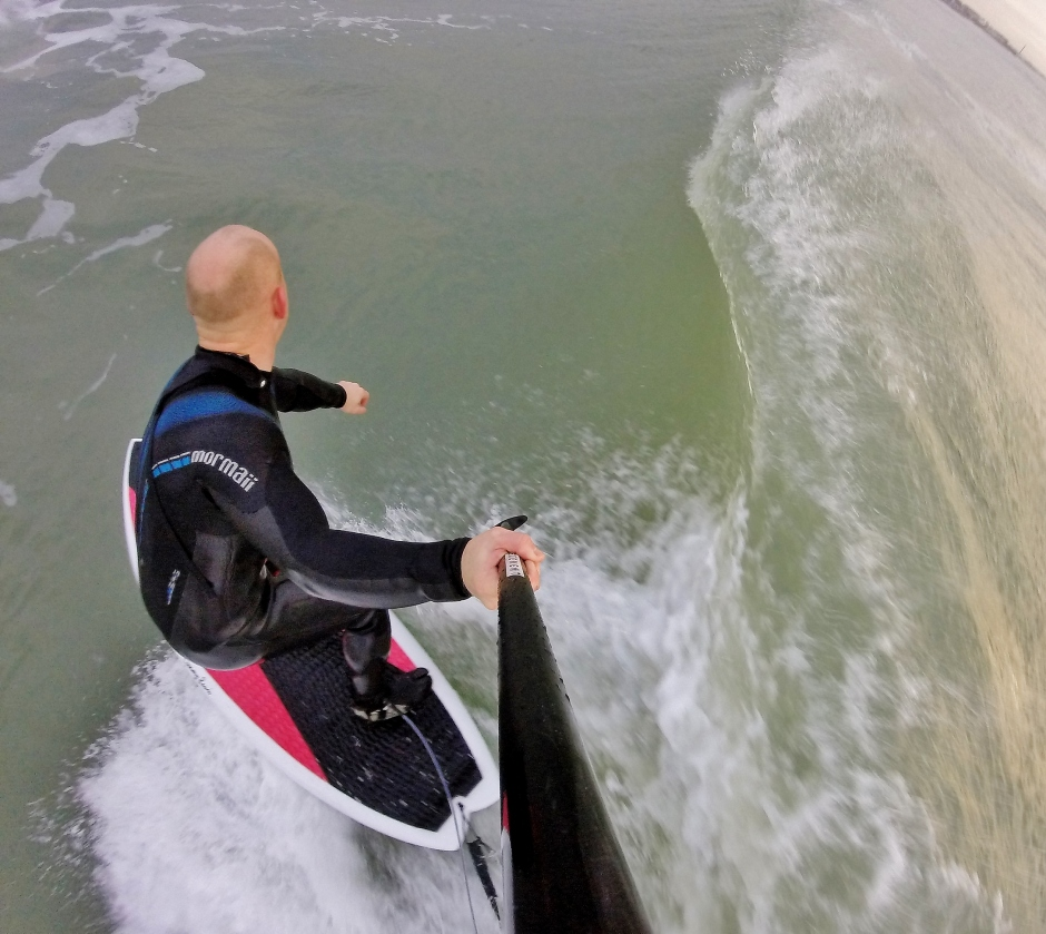 Jimmy Lewis World Wide 8.1ft SUP Mag UK review
