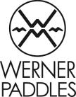 Werner paddles logo