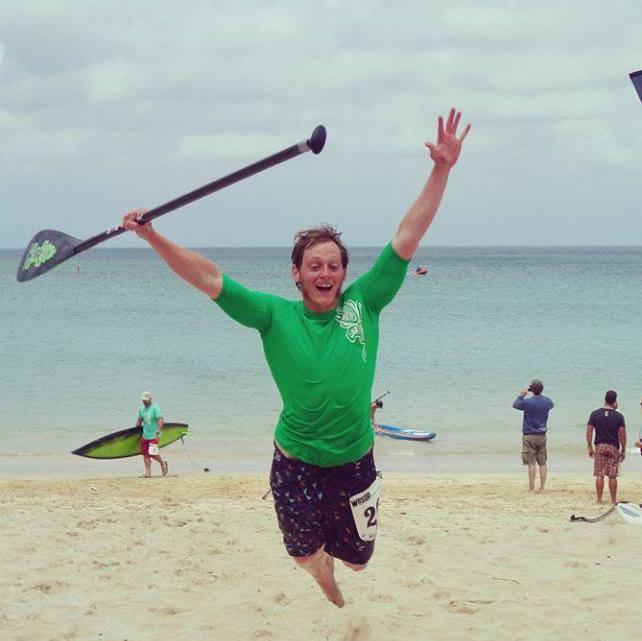 Scott Warren finishing joy
