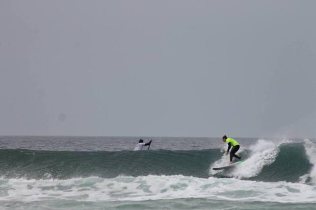 Scott warren Watergate SUP surfing
