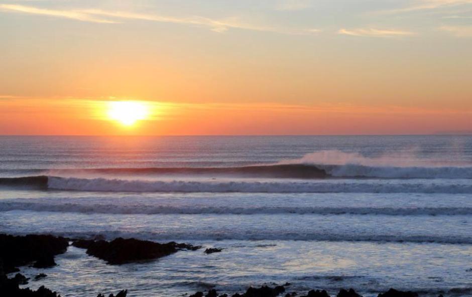 Devon waves