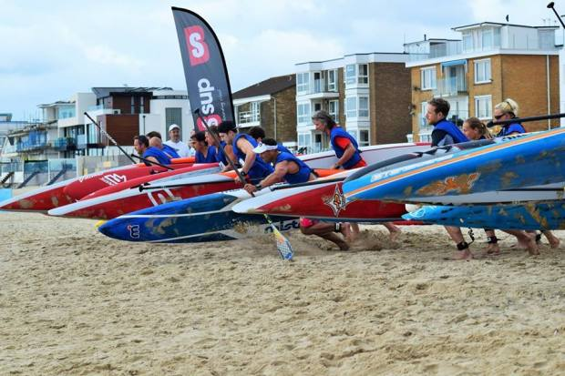 UK SUP Clubs round two start